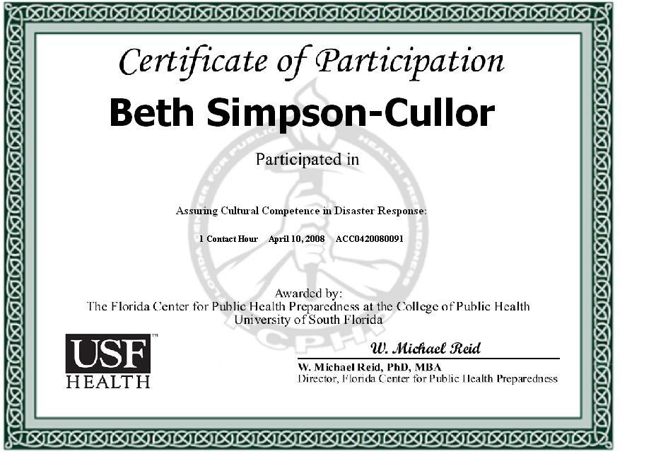 Nursing ceu certificate template for Competency certificate template